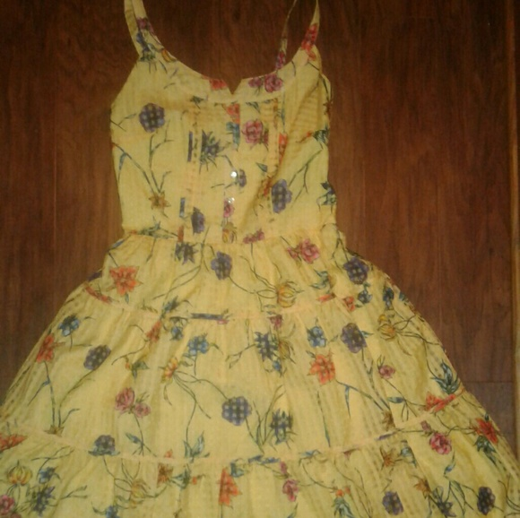 Voodoo Vixen Womens Pollyanna 50s floral Dress   A-Line Dress